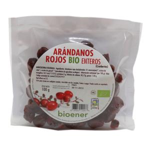 Arándanos enteros bio | biolieve
