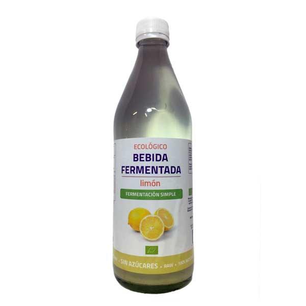 Kombucha de limón