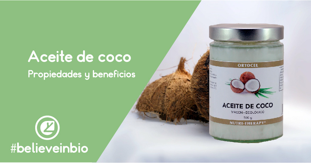 Propiedades aceite de coco