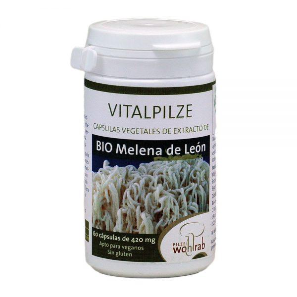 Melena de león (Hericium)